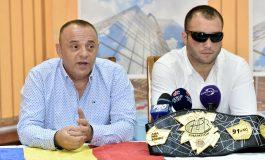 Noul campion mondial la supergrea AIBA ProBoxing, Mihai Nistor, țintește și medalia olimpică