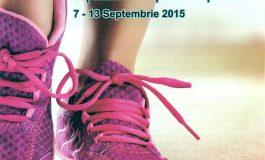 SĂPTĂMÂNA EUROPEANĂ A SPORTULUI 7-13 SEPTEMBRIE 2015