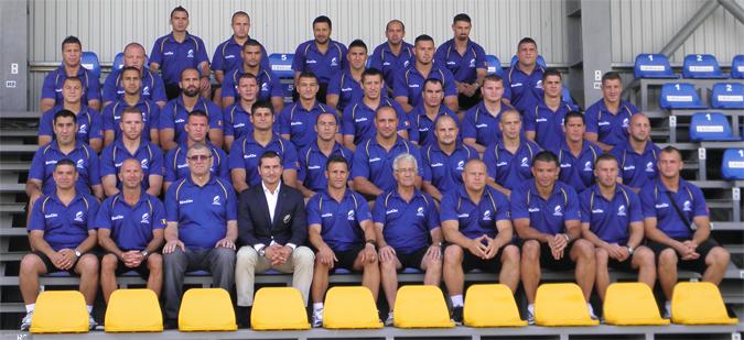 """""""Stejarii"""" pleacă la Cupa Mondială de rugby din Anglia"""