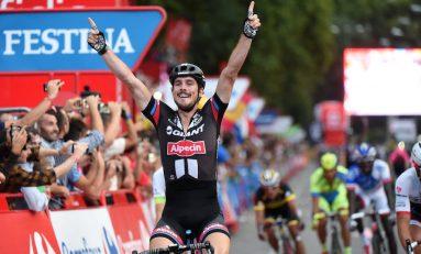 John Degenkolb câștigă ultima etapă din Vuelta, Fabio Aru, la prima victorie finală