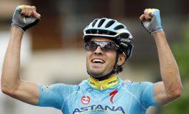 Mikel Landa, de la Astana, câștigă etapa, coechipierul Fabio Aru preia tricoul liderului din Vuelta