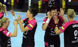 HCM Baia Mare, a treia oară consecutiv în grupele Ligii feminine ale Campionilor