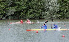 14 medalii, dintre care patru de aur, la Europenele de kaiac-canoe juniori și tineret under 23 de la Bascov. România, prima în clasamentul pe trofee la tineret