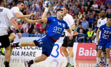 Minaur Baia Mare pierde în Danemarca primul meci din Liga Campionilor