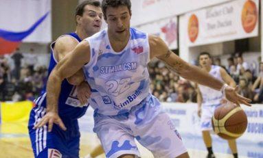 Se cunosc primele cinci echipe masculine calificate în sferturile Cupei României la baschet