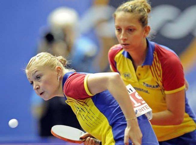 Naționala feminină, în semifinalele întrecerilor continentale de tenis de masă
