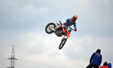 George Cabal s-a impus la Sfantu Gheorghe, în ultima etapa Motocross Cup a sezonului