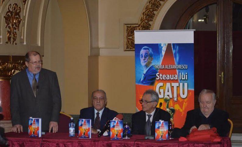 """""""Steaua lui Cristian Gațu"""", o carte așteptată"""