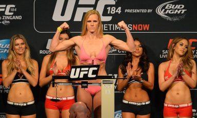 Holly Holm, noua regină din UFC