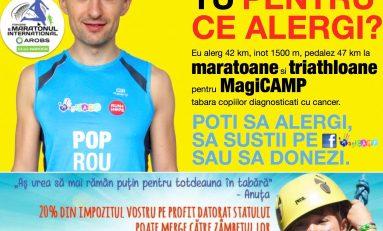 Cursa de 42km de la Maratonul International Cluj Napoca