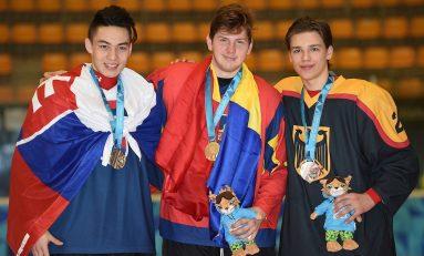 Aur istoric la JOT pentru Romania