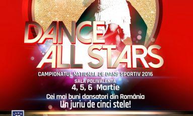 """DANCE ALL STARS ""Campionatul National pe Sectiuni"