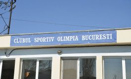 CS Olimpia sub lupă