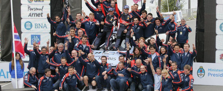 Hayden Paddon a castigat Raliul Argentinei dupa victoria spectaculoasa din Power Stage