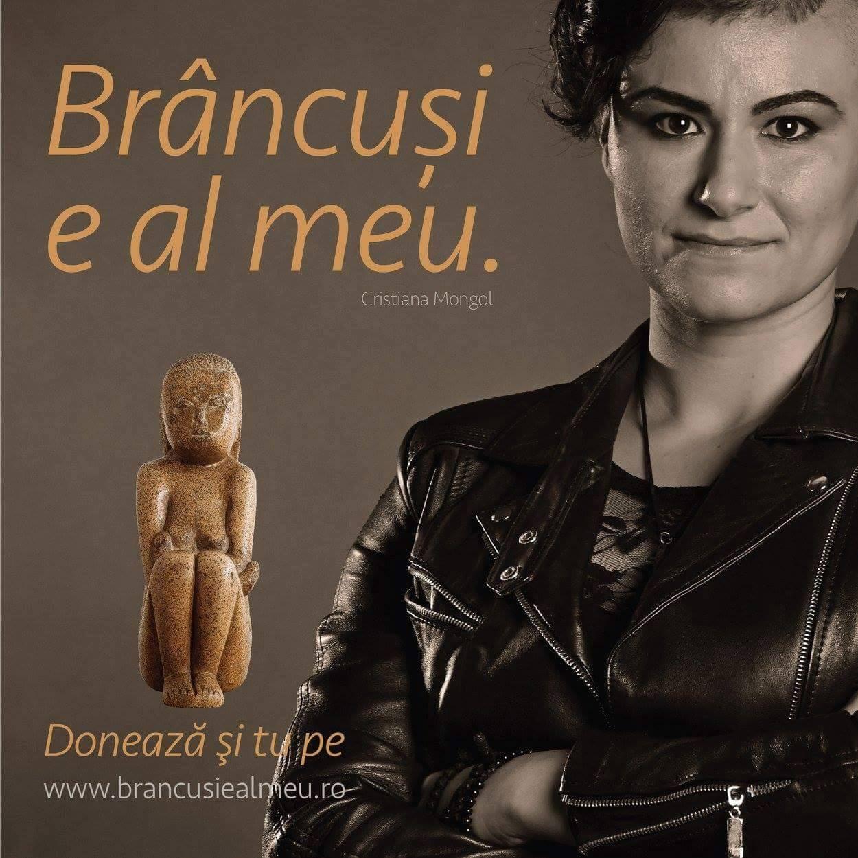 """Cristiana Mongol Stancu, ambasadoare în proiectul """"Cuminţenia Pământului"""""""