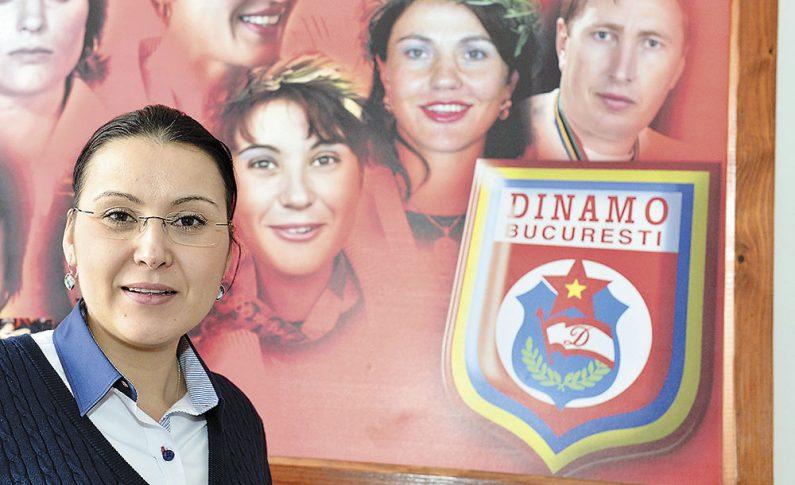 Din barca olimpică de aur, în conducerea CS Dinamo