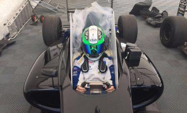 Alexandra Marinescu se pregateste pentru Formula 4