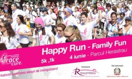 HAPPY RUN - RACE FOR THE CURE