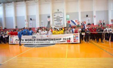 Tricolorii prezenți în șase finale la CM de fotbal tenis din Cipru