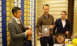 Alexandrion Grup a devenit partener al FC Universitatea Cluj