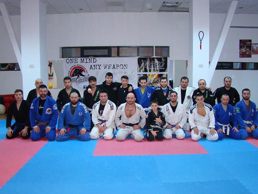 Stagiul Naţional de Grappling şi MMA