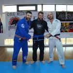 Promovare George Andrei Prian MMA Transilvania