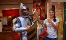 Inedit Players Party - cavaleri templieri, săbii și rachete de tenis