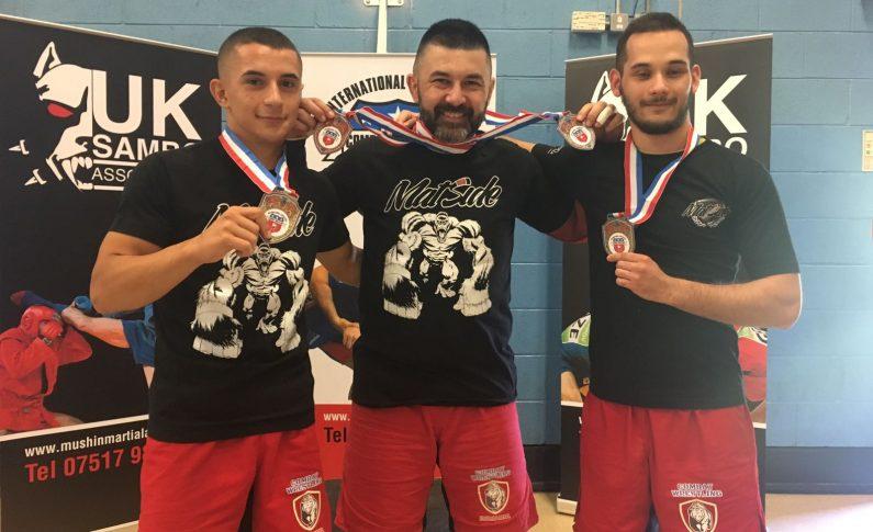 România, participare de succes la Europeanul de Combat Wrestling!
