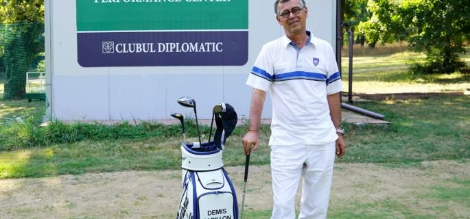 DemisPapillon-Clubul Diplomatic Herastrau Bucuresti