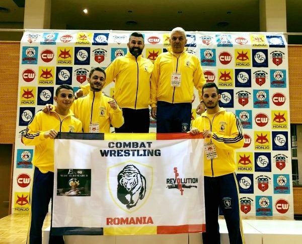 Combat Wrestling Romania 2017.Un an de exceptie