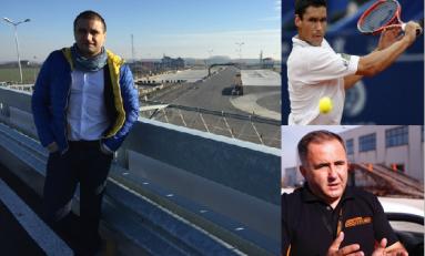 Experienţă inedită pentru Victor Hănescu şi Titi Aur