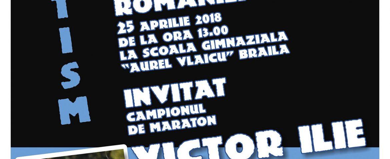 Victor Ilie, sportivul brăilean care nu a abandonat nici o cursă, vine la Campionii României