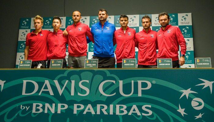 Victorie pentru România în Cupa Davis