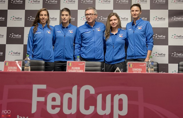 George Cosac, încrezător în şansa României la Fed Cup