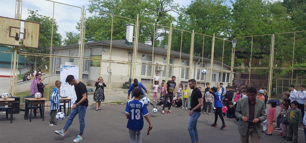 Campionii României, la Iași