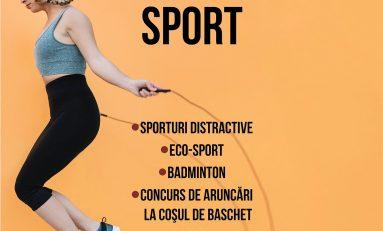 FlashMob Sport experimentează lucruri noi... la ediţia a VI-a