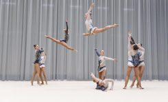 Gimnastica Estetică de grup, o nouă disciplină sportivă