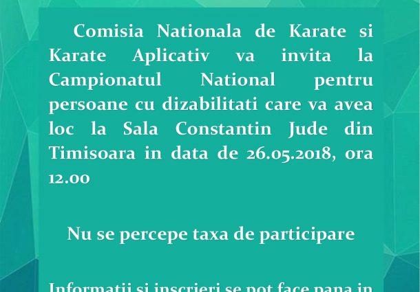 Para karate