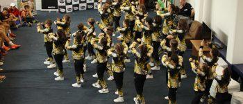 Spectacol și petrecere pentru micii sportivi