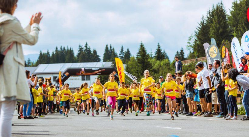 Aproape 1,500 de alergători înregistrați și peste 15,000 euro strânși la a IX-a ediție a DHL Carpathian Marathon!