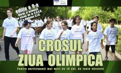"""Crosul """"Ziua Olimpica"""" aduce  din nou impreuna brailenii iubitori de miscare"""