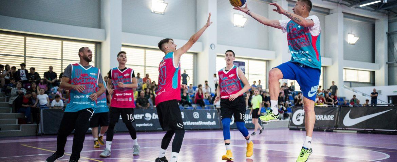 Dorin Goian, cu un ochi la mondiale și cu sufletul pe terenul de baschet la Superbet Castorii Suceava Streetball