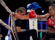 Cristiana Mongol Stancu, noua senzaţie a kickboxingului mondial
