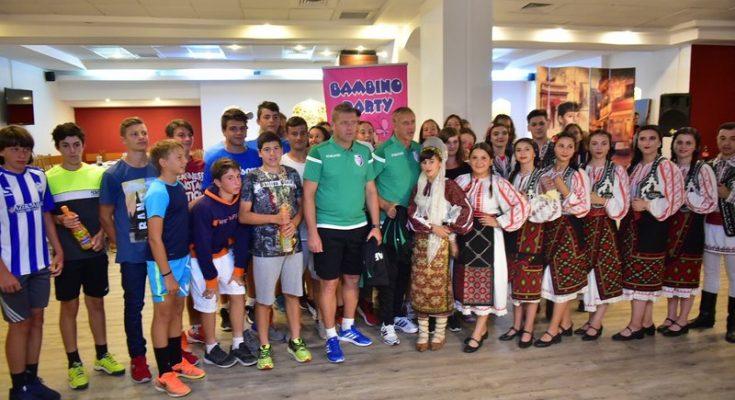 Turneu internaţional, ospitalitate românească