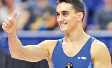 Federația Română de Gimnastică Marian Drăgulescu nu a fost exclus din lotul național de gimnastică.