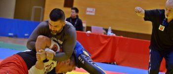 Campionatul European de Combat Wrestling 2018