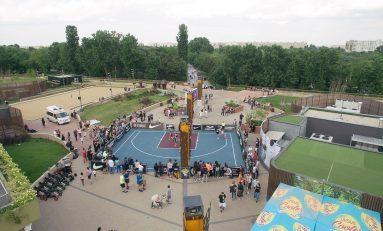 Campioanele mondiale la 3x3 și un superstar al baschetului feminin din Franța vin la Raiffeisen Bank Bucharest Challenger, cel mai tare turneu de baschet 3x3 al verii în România