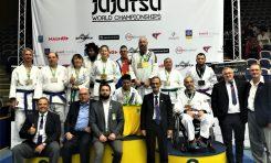 Mureșeni de aur la campionatul mondial de ju-jitsu