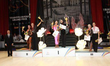 Aur pentru dansul românesc la Mondiale şi Europene