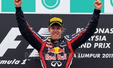 Sebastian Vettel a câştigat Marele Premiu al Belgiei